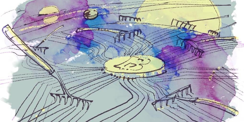Bitcoin landscape