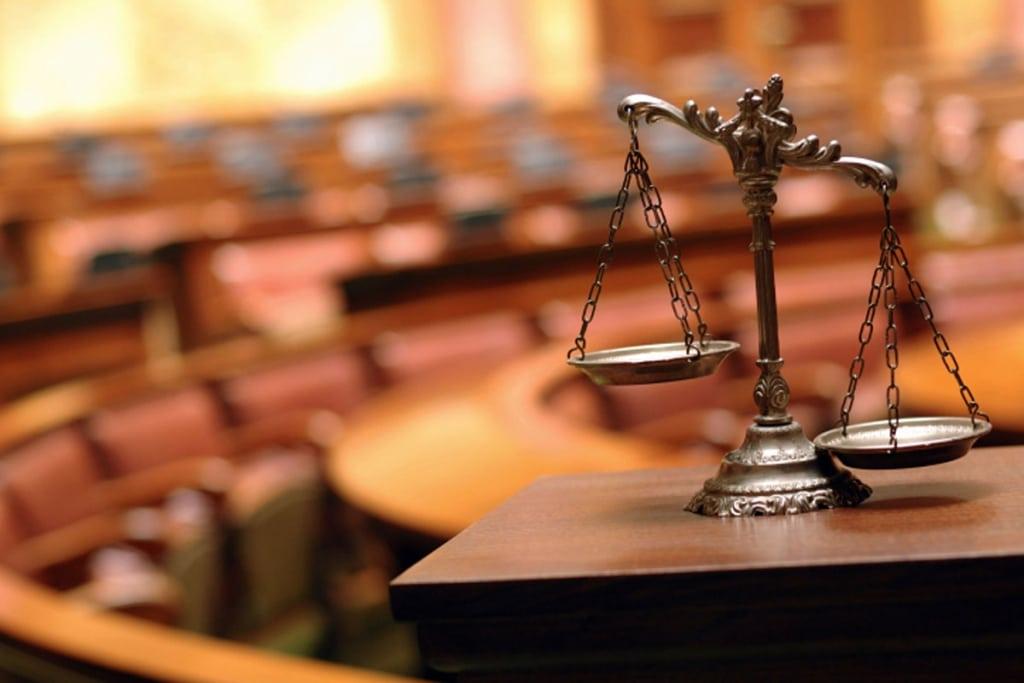 суд юстиция весы