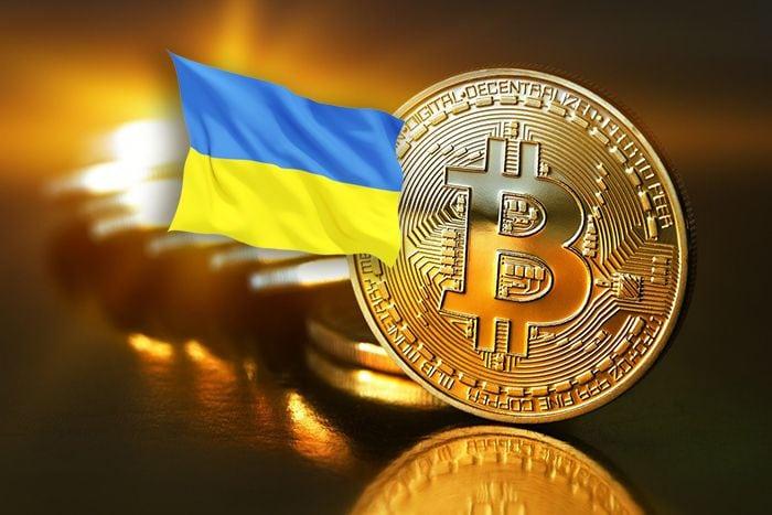 Украина легализовывает криптовалюты