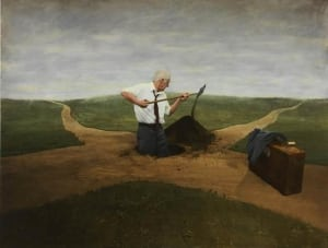 Teun Hocks crossroad
