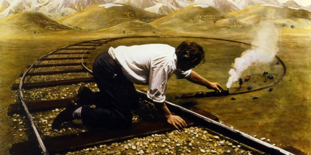 Teun Hocks railway