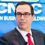 Министр финансов США Стивен Мнучин