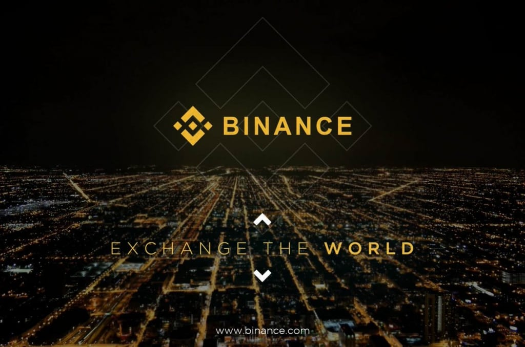 Binance, cryptocurrency