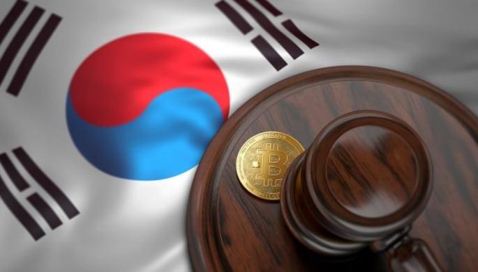 Южная Корея, законодательство, cryptocurrency