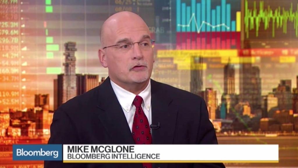 Mike McGlone