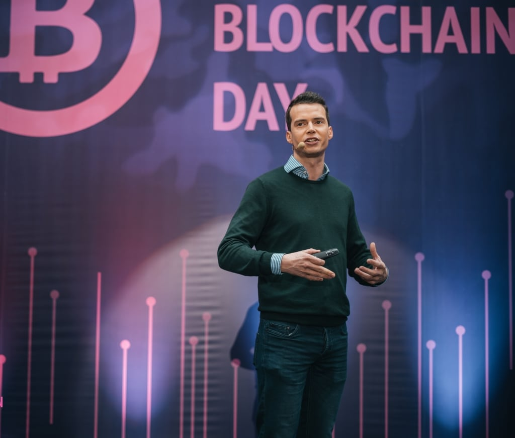 Blockchain Day Russia