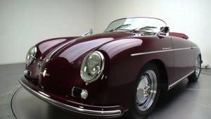 Porsche Speedster 356A