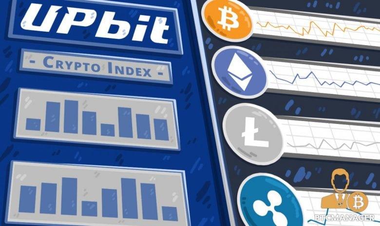 Upbit-Set-To-Launch-Crypto-Index-Service