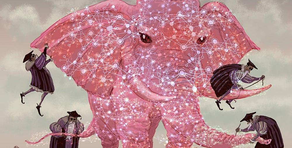 pink elephant blockchain