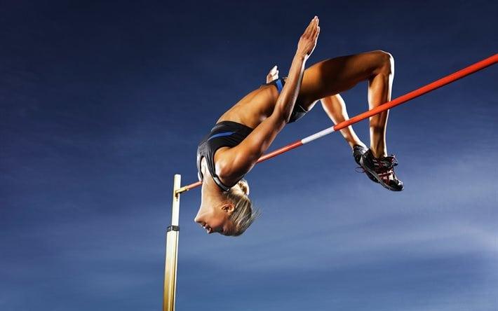 high-jump