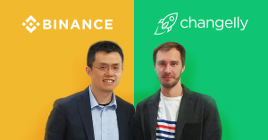Changelly Binance