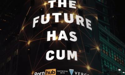 the future has cum