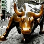 бык с Уолл-стрит