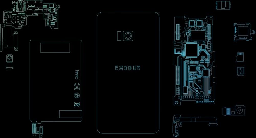 НТС обещает криптофон Exodus до конца года