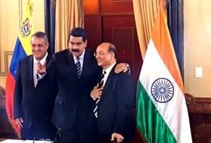 Индия отказывается платить за венесуэльскую нефть в Petro даже с 30% скидкой