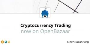 Торговая P2P платформа OpenBazaar выпустила версию с поддержкой криптотрейдинга