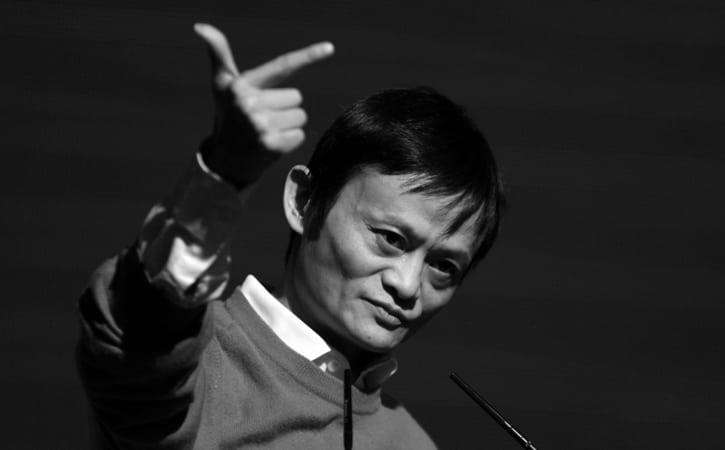 Джек Ма запустит систему международных переводов на блокчейне