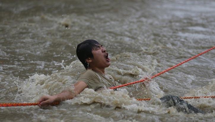Биткоин стал жертвой наводнения в провинции Сычуань