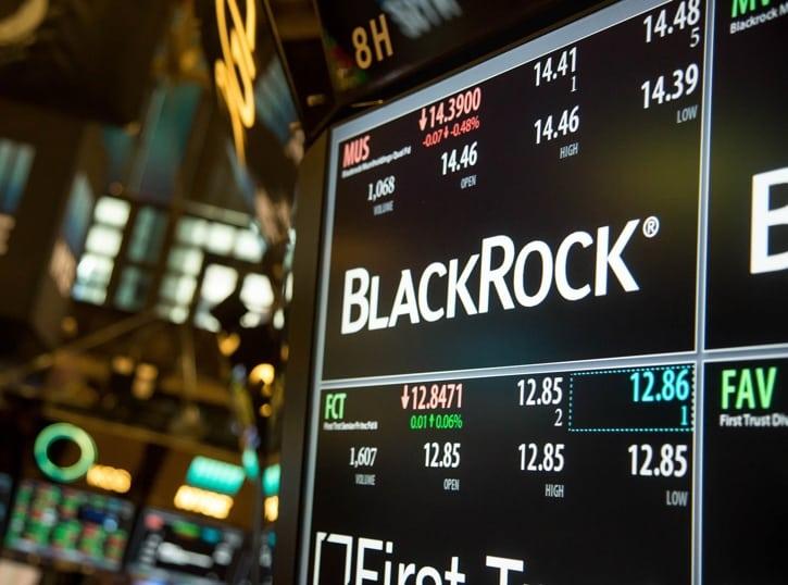 СМИ: BlackRock изучает возможность инвестиций в крипту
