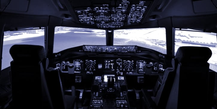 Boeing и SparkCognition намерены создать автопилот на блокчейне