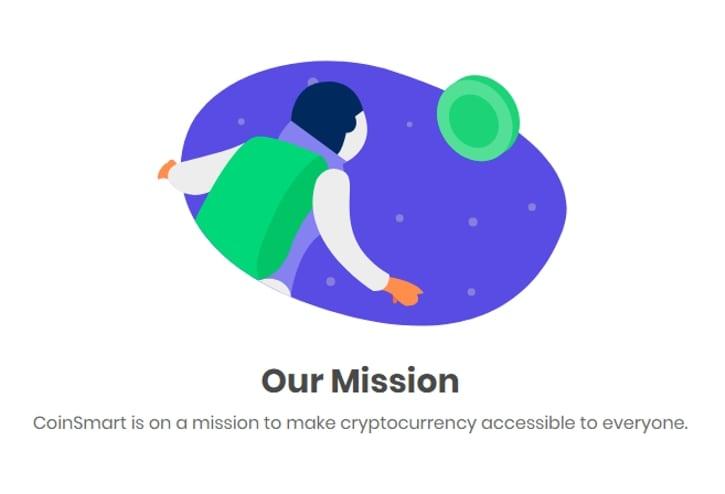 Coinsmart открыла криптобиржу для начинающих инвесторов из Канады