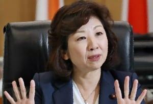 Министр внутренних дел Японии замешана в скандале, связанном с криптовалютой