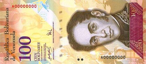 Billete_100_Bolívares_fuertes_anverso