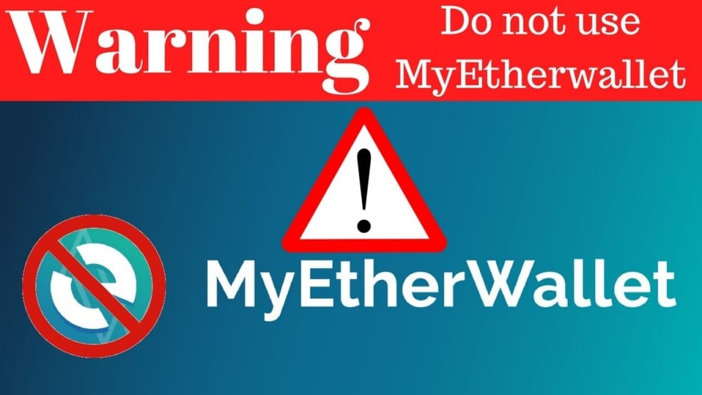 MyEtherWallet-Attacked