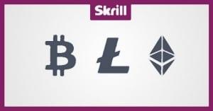 Пользователи Skrill смогут покупать и продавать крипту