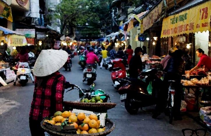 Вьетнамским компаниям запретили участвовать в криптотранзакциях