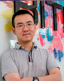 CEO Bitmain Джихан Ву