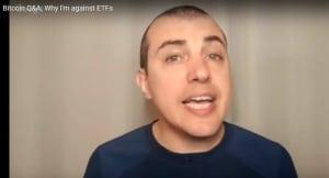 Биткоин-ETF – неизбежное зло, - Андреас Антонопулос