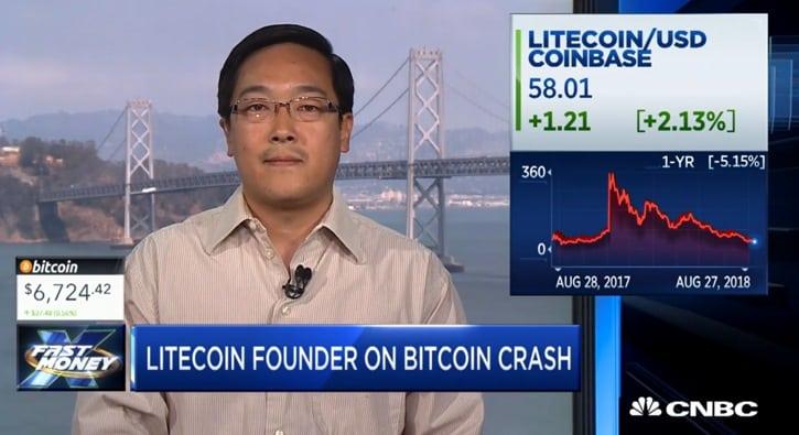 Спад на рынке — время для инвестиций и развития технологий, - Чарли Ли