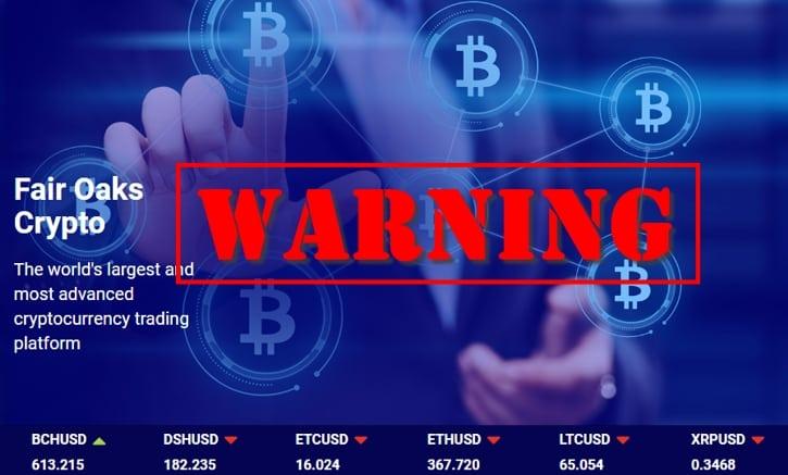FCA предостерегает от сотрудничества с криптомошенниками, действующих от имени существующих компаний