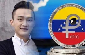 Джастин Сунь призывает Адана Чавеса перевести Petro с Ethereum на TRON