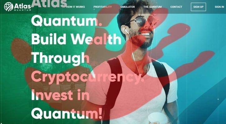 Новый взлом: похищены личные данные более 200 тыс. клиентов инвестплатформы Atlas Quantum