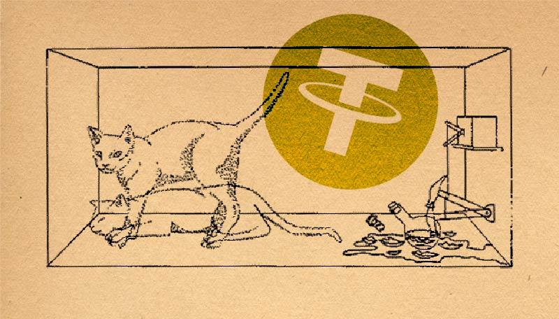 Schrodingers Cat Tether