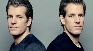 The Winklevoss twins, Tyler, left, and Cameron, in New York.