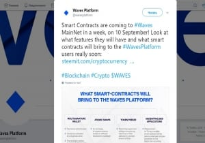 смарт-контракты WAVES