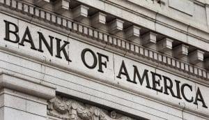 Фиатные транзакции в Bank of America в 60 раз дороже криптовалютных