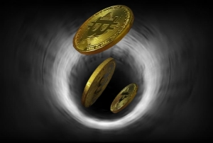 Lost bitcoins