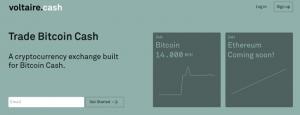 Открылась криптобиржа с базовой валютой Bitcoin Cash