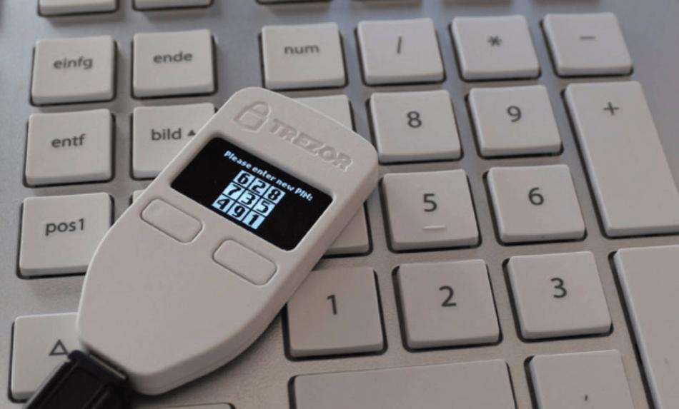 Trezor тестирует функцию обмена криповалюты с помощью интерфейса крипто-кошелька