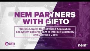 Gifto переходит на использование технологий NEM