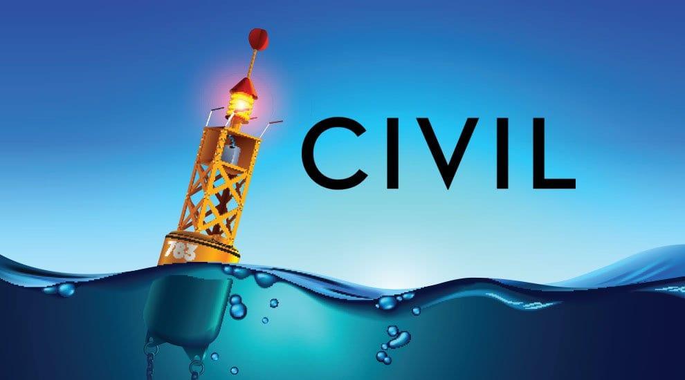 ICO Civil терпит фиаско