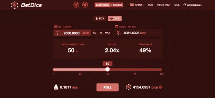 Уязвимость смарт-контракта BetDice позволила хакеру похитить EOS на $770 тыс.