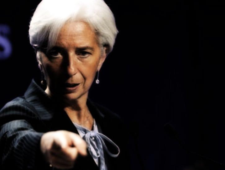 МВФ ужесточает свою риторику относительно криптовалют