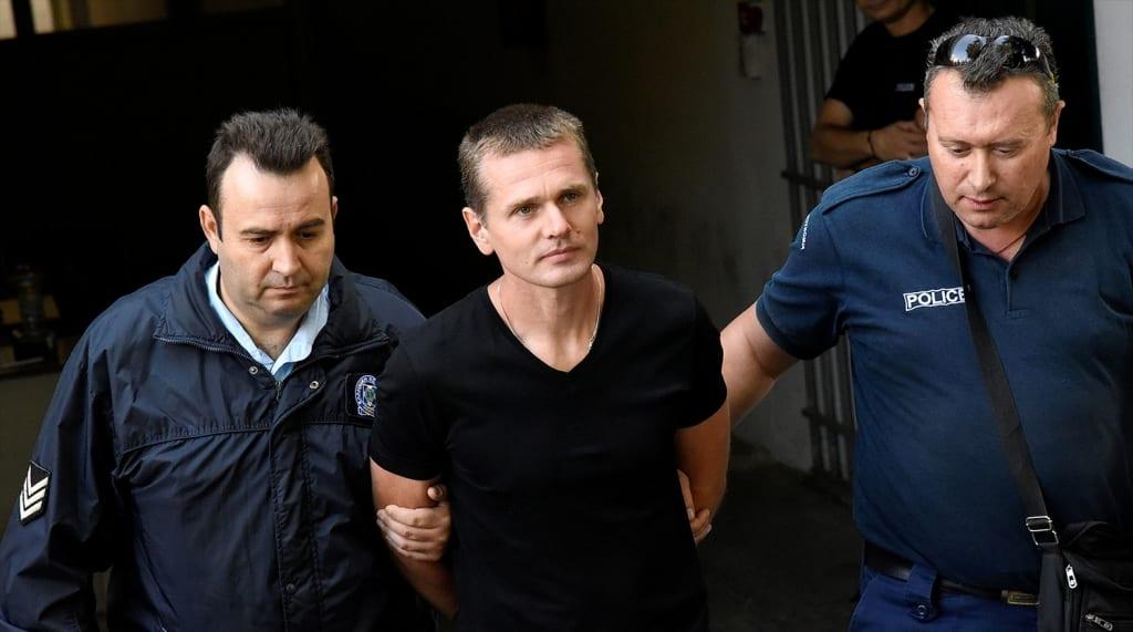 Верховный суд Греции согласился на отвод судей, рассматривающих дело Александра Винника
