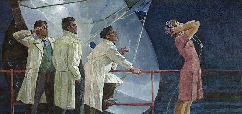Nesterov painting