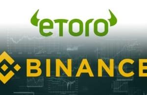 Cеть социального трейдинга eToro будет предлагать инвесторам Binance Coin